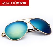 2017 MIAIER Polarized Aviator Sunglasses Men Women Classic Toad Glasses Cool Sunglasses Men Luxury Brand ray sunglass 5 Colors