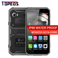 E L W9 IP68 Waterproof Shockproof Moible Phone MTK6753 Octa Core 2GB Ram 16GB Rom Android