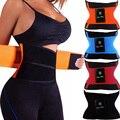 Entrenador de la cintura Que Adelgaza la Ropa Interior corsés moldeadores calientes cuerpo shaper mujeres cinturón correa modelado ropa interior Correctiva