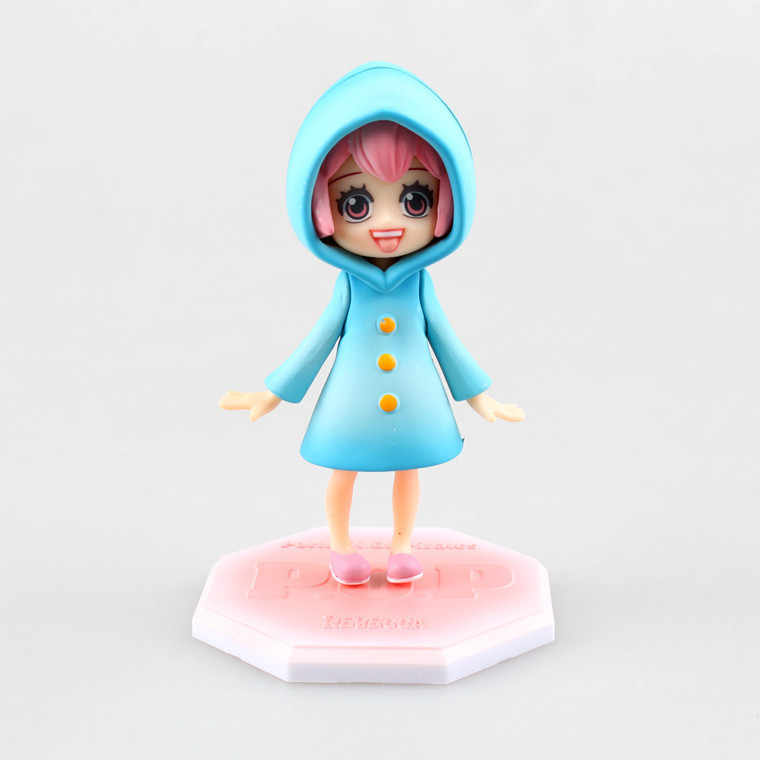 Anime Figura One Piece 12 CENTÍMETROS POP Rebecca Infância ver. Brinquedos PVC Action Figure Collectible Modelo Toy