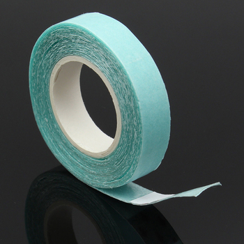 Blue lace front support Wig Double-sided Adhesive Tape 300cm Adhesive Double-sided Hairpiece Fixation Wig for Tape Hair Extensio 5
