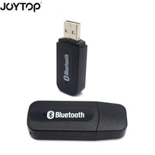 JOYTOP audio adapter USB Bluetooth Music Receiver 3.5mm bluetooth adapter for Car Iphone speaker Music Receiver Dongle adapter