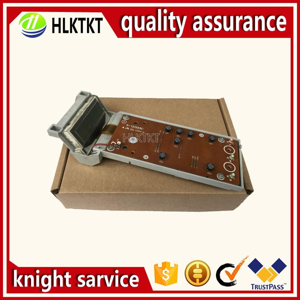 Original FOR hp 5200 5200L 5200LX 5200n 5200tn Control panel assembly RK2-1097-000 good quality картридж nv print q7516a для hp lj 5200 5200dtn 5200l 5200tn 5200n 5200lx