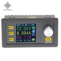 DP30V5A 30V 5A Constant Voltage current Step down Programmable Power Supply module buck Voltage converter regulator color LCD