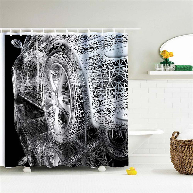 Aliexpress.com : Buy 2018 New Arrival Customized Bath Curtain ...