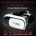 Headset 3D Glasses VR BOX Google Cardboard2.0 Upgraded Excellent Quality+Wireless Bluetooth Gamepad for 85-95 Degree Perspective