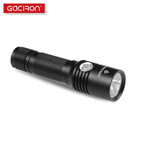 Gaciron USB Rechargeable Bike Light Front Handlebar Cycling Led Lights 800 Lumens Flashlight Torch Bicycle Accessories