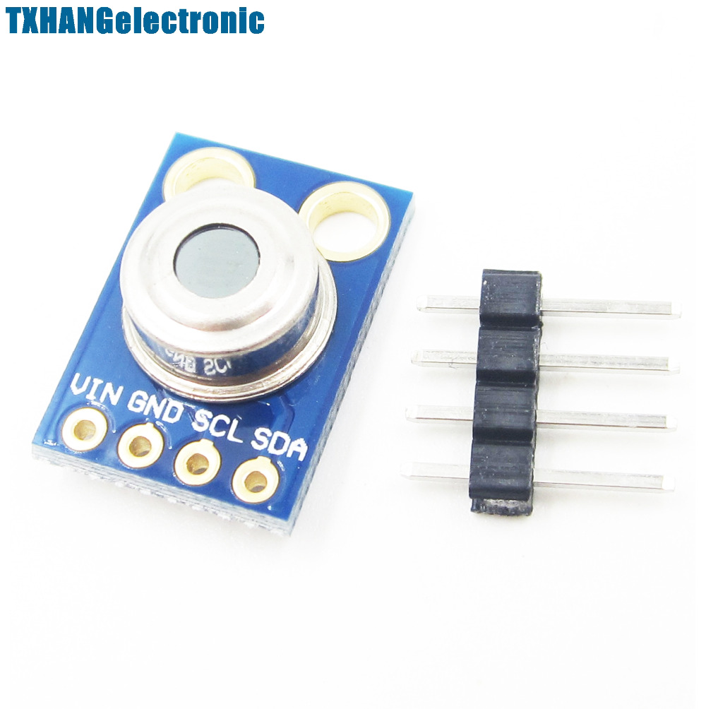 10pcs Free Shipping Irfz44n Irfz44 Irfz44npbf Mosfet Mosft 55v 41a Cnc Transistor Irlb3034pbf Irlb3034 To 220 40v 343a N Channel Hexfet Power Infrared Temperature Sensor Module Gy 906 Mlx90614esf For Arduino Mlx90614