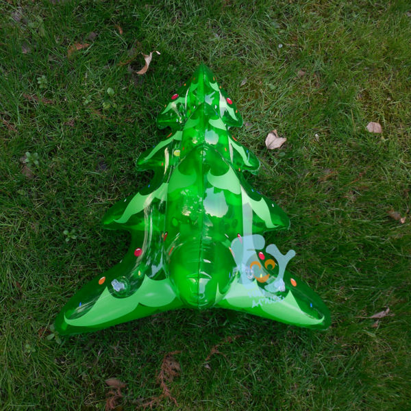 Christmas Tree Water.Us 5 88 Inflatable Christmas Tree Swimming Float Inflatable Water Toys Pool Beach Fun Boia De Piscinas In Air Mattresses From Sports Entertainment