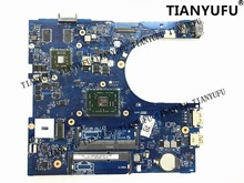 For Dell Inspiron 5555 5455 Laptop motherboard AAL12 LA-C142P  with A8-7410 CPU (FOR AMD CPU)  Mainboard tested 100% work