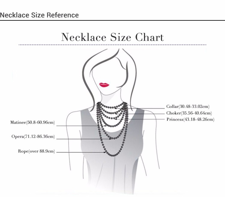 Necklace-Size