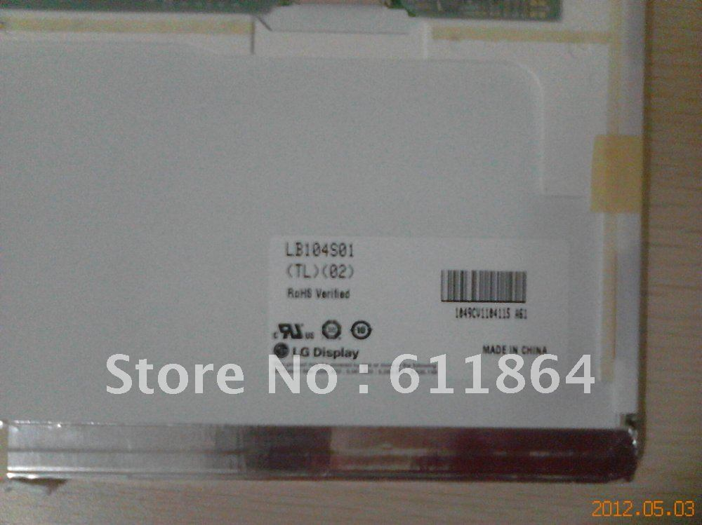 LB104S01-TL02 10.4 inch LCD Panel