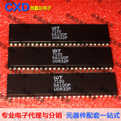 Freeshipping      IDT7130          IDT7130SA100P