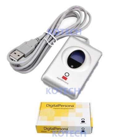 U.. U 4000B Бесплатная доставка USB отпечатков пальцев читатель биометрических цифрового uru4000b огромный запас Быстрая доставка Елена