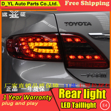 Car Styling Tail light Accessories for Toyota Corolla LED Taillights 11 13 Corolla Tail Lamp Rear_220x220 compare prices on toyota corolla spotlights online shopping buy  at n-0.co