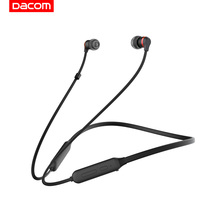 Dacom L06 Спортивний бездротовий навушник Bluetooth Stereo в навушниках на вусі Graphene Magnetic Headset Neckband with Handsfree for Phone