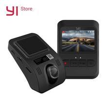 YI Mini Dash Camera 1080p HD Video WiFi Built-in Large Aperture International Version Black