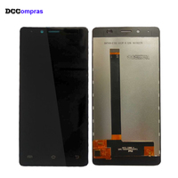 For BQ BQS 5060 LCD Display Touch Screen Digitizer For BQS 5060 Slim LCD Display Complete Assembly Phone Parts
