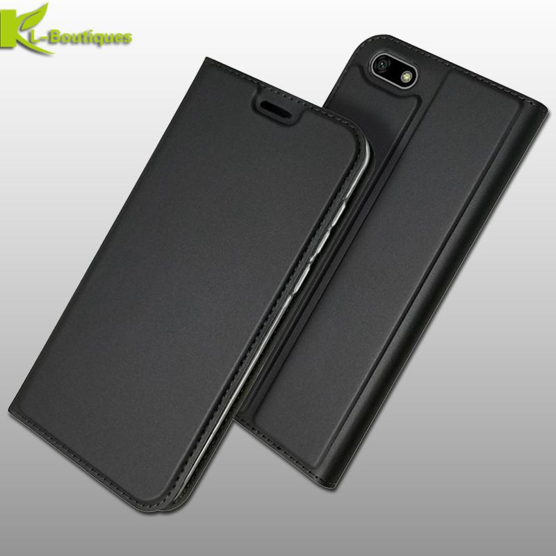 <font><b>Huawei</b></font> Y5 Lite 2018 Case on for <font><b>Huawei</b></font> Y5 Prime 2018 Y5 Lite 2018 <font><b>DRA</b></font>-<font><b>L21</b></font> <font><b>DRA</b></font>-LX2 <font><b>DRA</b></font>-LX5 Cover Luxury Magnet Flip Leather Cases image
