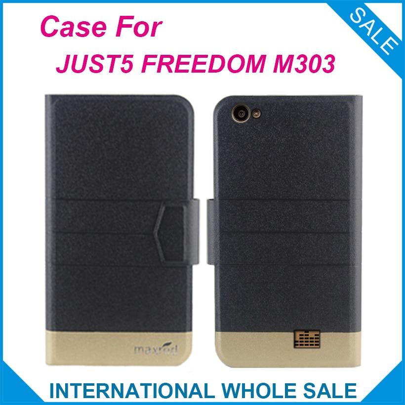 Super! JUST5 FREEDOM M303 Väska Ny ankomst 5 färger Factory Direct - Reservdelar och tillbehör för mobiltelefoner - Foto 1