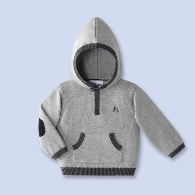 jacadi 2016 Autumn New Baby Boys Sweaters  Rabbit Cotton Pullover Kids Girls Knitted Sweater Girls Boys Cardigan Wholesale 28