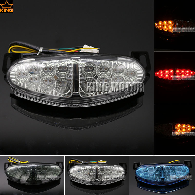 For KAWASAKI KLE 1000 KLE1000 VERSYS 2012-2015 Motorcycle Accessories Integrated LED Tail Light Turn signal Blinker Lamp Clear lacywear бальзам bl 1 kle