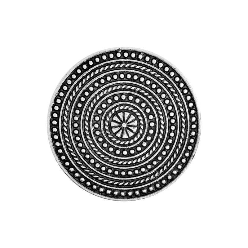 Intelligent Noorse Viking Schouder Broche Vintage Antiek Zilver Brons Schort Pin Shirt Jas Pak Kraag Revers Corsage Badge Sieraden Voor Mannen