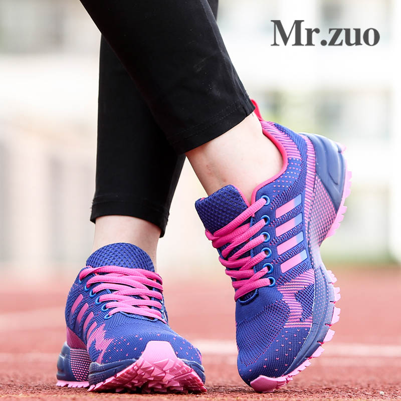 Running Shoes Women Sport Shoes Breathable Women's Sneakers Jogging Shoes Trainers Mesh basket femme Woman Tennis Shoes new running shoes for women sport shoes woman cheap spor ayakkabi sneakers sapatilha feminina chaussure femme mesh breathable