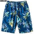 2017 New Board Shorts Men Summer Casual Beach Shorts Mens Swimwear Men Shorts Quick-Drying Bermudas Trousers Brand Clothing XXXL