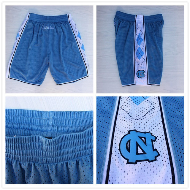 3c56fefeb7aa86 NCAA North Carolina Basketball Shorts Running Shorts Mens Shorts Michael  Jordan Vince Carter Harrison Barnes Ty Lawson Shorts