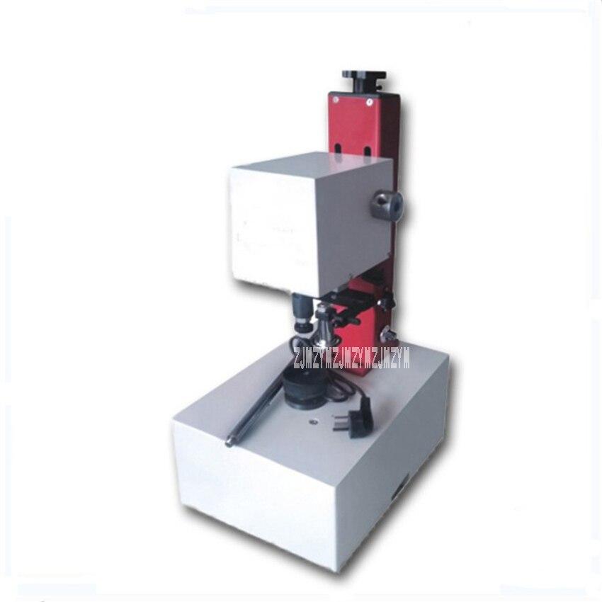 Nouveau X-1035A Machine de capsulage électrique petit emballage fiole bouchons verrouillage Machine bouchon de bouteille Machine de capsulage 220 V 50 W 10-35 MM 20 T/S