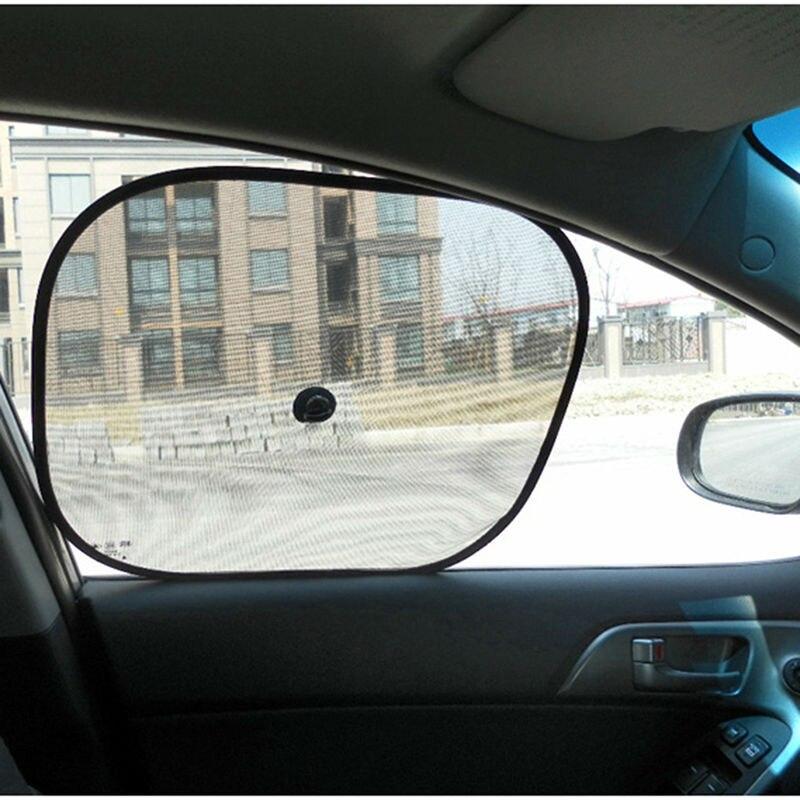 2 x Minions Car Window Sun Shades Visor for Kids Baby Children UV Protection