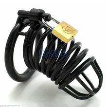 Free shipping/ Male Chastity device/ Stainless Steel Metal Breathable Metal Chastity for Man /Steel Wire Cage