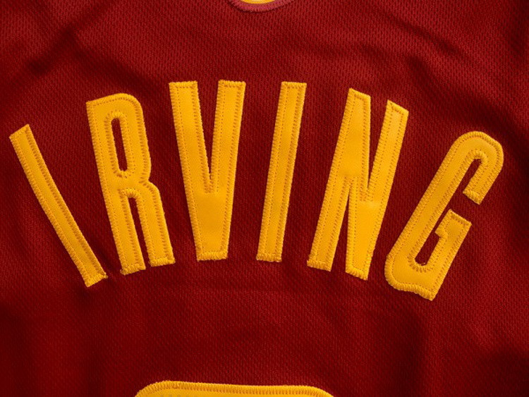 db4ddfcf3 2 Kyrie Irving Jersey Yellow White Black Red Retro Men Irving Shorts High  Quality Basketball Jersey Best Quality Online-in Basketball Jerseys from  Sports ...