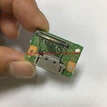 Peças de reparo para sony PXW FS7 montado c. board VF 93 tela lcd montagem interface pcb assy a2062509a