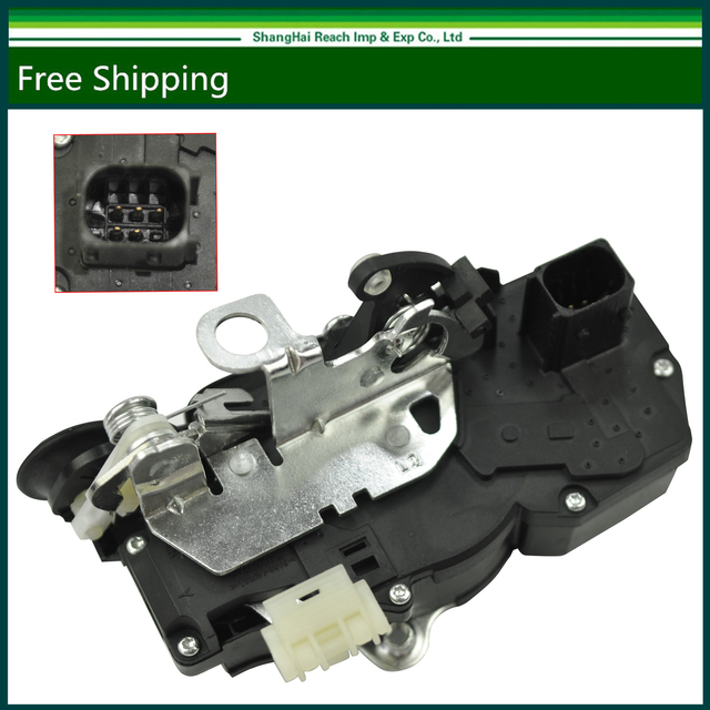 Rear Left Door Lock Actuator Motor Fit for Chevy Tahoe GMC Yukon 07 09 931 108_640x640 2007 cadillac escalade door lock actuator fuse box,escalade  at fashall.co
