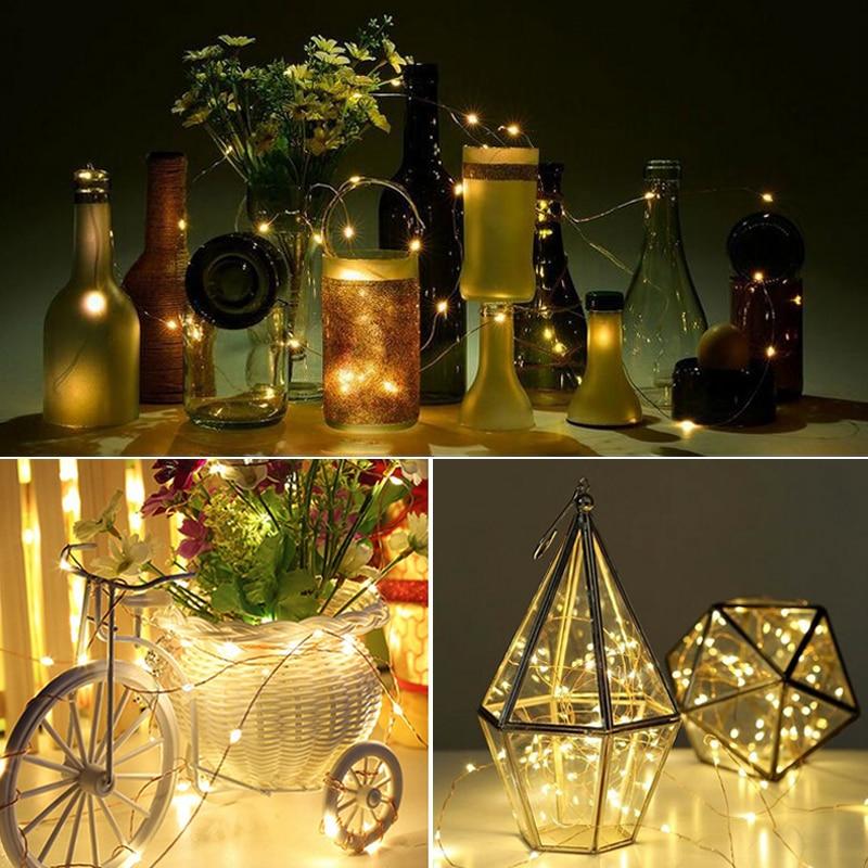 Ny LED String Light Utendørs Høy Bright Holiday Party Lighting 10M - Ferie belysning - Bilde 3