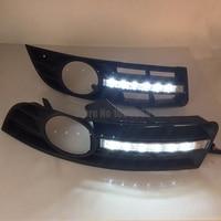 Dagrijverlichting voor VW Volkswagen Passat B6 2007 2008 2009 2010 2011 LED DRL mistlamp cover rijden licht
