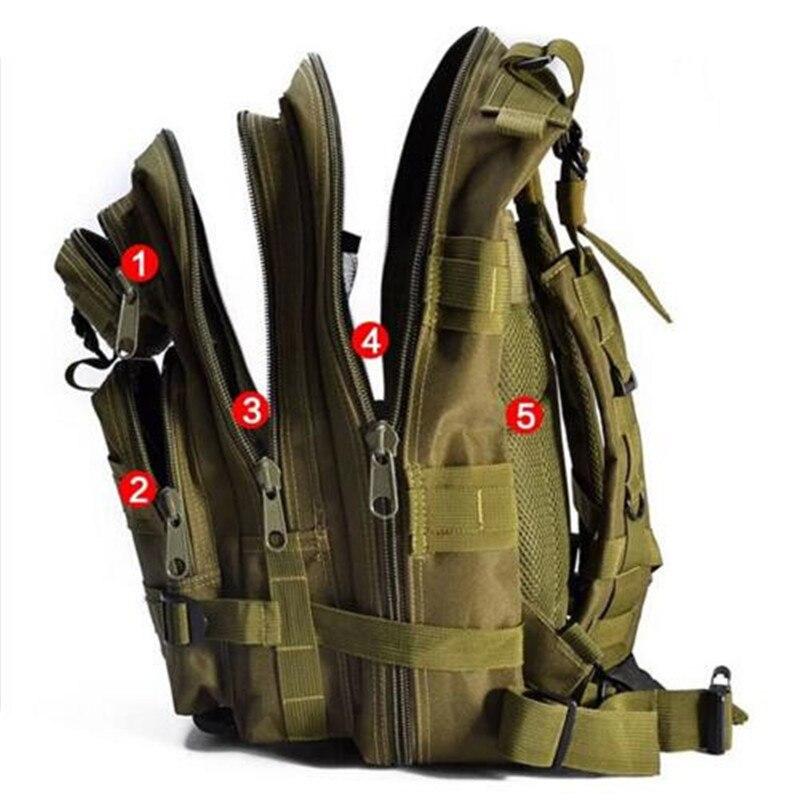 Fashion bag camouflage backpack army fan bag shoulders bag 3 p Nylon high grade Travel bag notebook Laptop Backpack