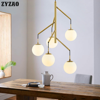 Magnólia Nordic pós moderna Candeeiros de Design Simples e Moderno Pingente Luzes da Sala de estar da Sala de Jantar Restaurante Home Deco Luminária|Luzes de pendentes| |  -