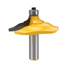 "1pc Chamfer & Bevel Edging Router Bit 1/2"" Shank  Woodworking Cutter For Power Tool Woodworking edge cutters"