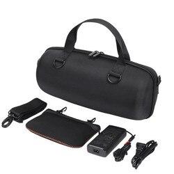 Leory portátil eva caso duro para jbl para xtreme 2 alto-falante bluetooth + carregador saco de viagem de transporte caixa de armazenamento capa saco caso
