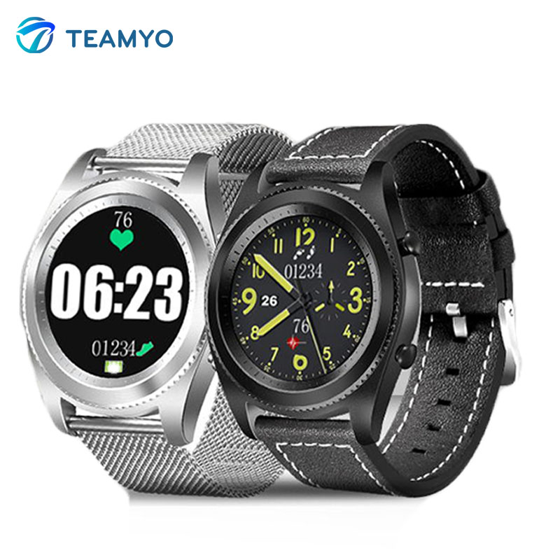 Teamyo S6 Smart Watches blood pressure Activity Fitness tracker GPS Heart rate monitor Fitness bracelet Clever clock smart watch a3r elderly kids smart watch blood pressure heart rate monitor tracker sos anti lost gps wifi tracking old men women watches