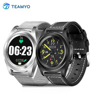 Teamyo S6 Smart Wristband Watches Blood Pressure Fitness Tracker Business Wearable Devices Smart Bracelet Luxury Smartwatch