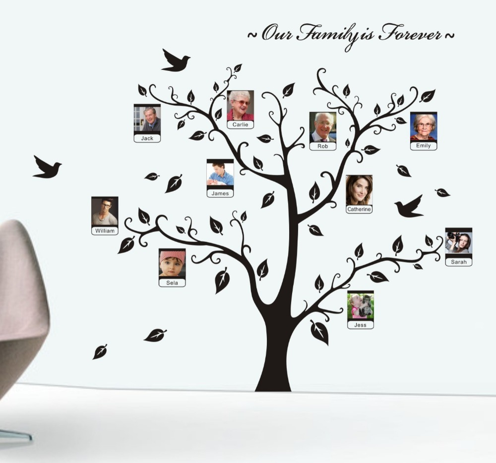 Family Tree Wall Decor branch family tree promotion-shop for promotional branch family