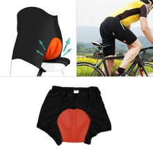 Newest US Stock Men Cycling Comfortable Underwear 3D Padded Bike Bicycle Shorts Comfortable Cycling Shorts Under Clothing