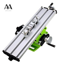 AMYAMY Compound table Working Cross slide Table Worktable for Milling Drilling Bench Multifunction Adjustable X Y
