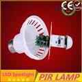 LED PIR Motion Sensor Bulb 5W 7W 9W Induction Bulb Cool White/Warm White Auto Smart LED Lighting E27 Infrared Body Sensor Lamp