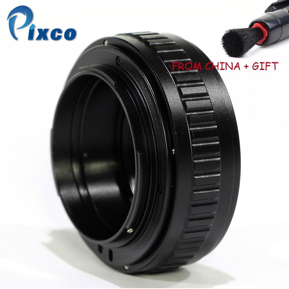 Pixco pour M42-EOS.R adaptateur objectif réglable Macro à l'infini pour caméra M42 à monture Canon EOS R