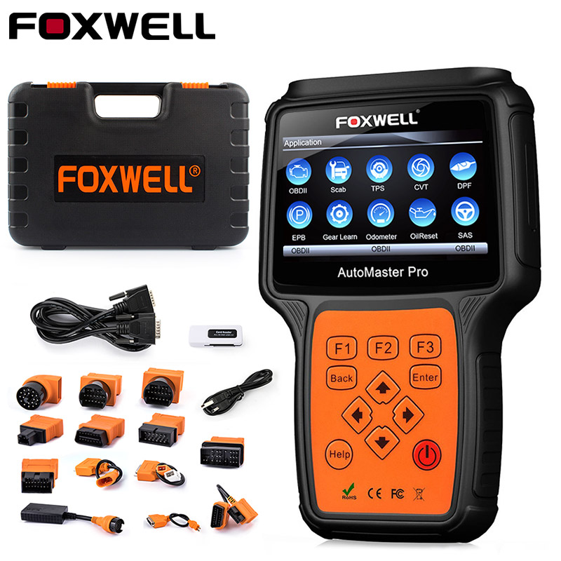 foxwell nt644 pro obd2 automotive scanner all system for. Black Bedroom Furniture Sets. Home Design Ideas